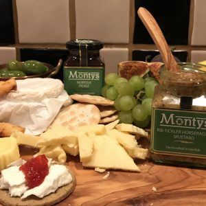 Montys - Mustards & Chutneys